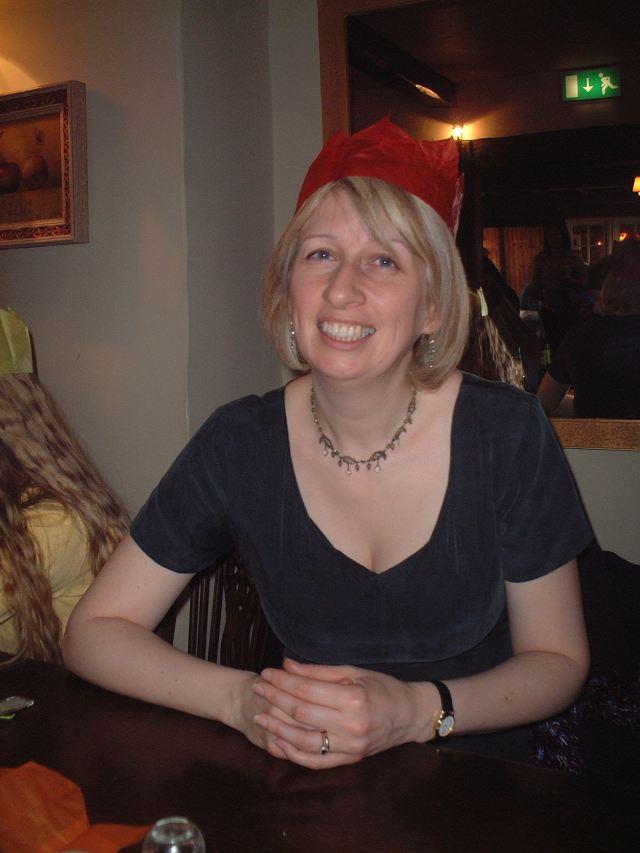 J on Christmas Eve 2005