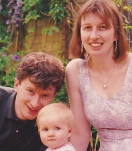 Family at Perrin St 26 June 1993