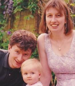 Family at Perrin St 26 June 1993