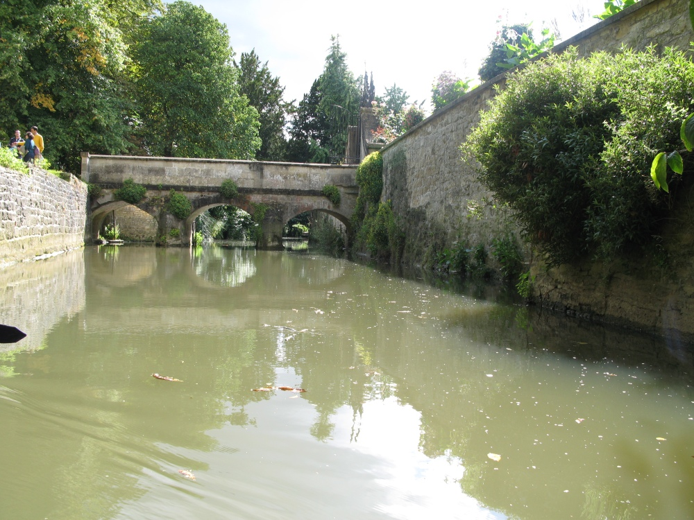 Punting in Oxford, and banjos (6/6)