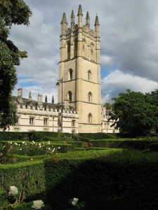Magdalen Great Tower