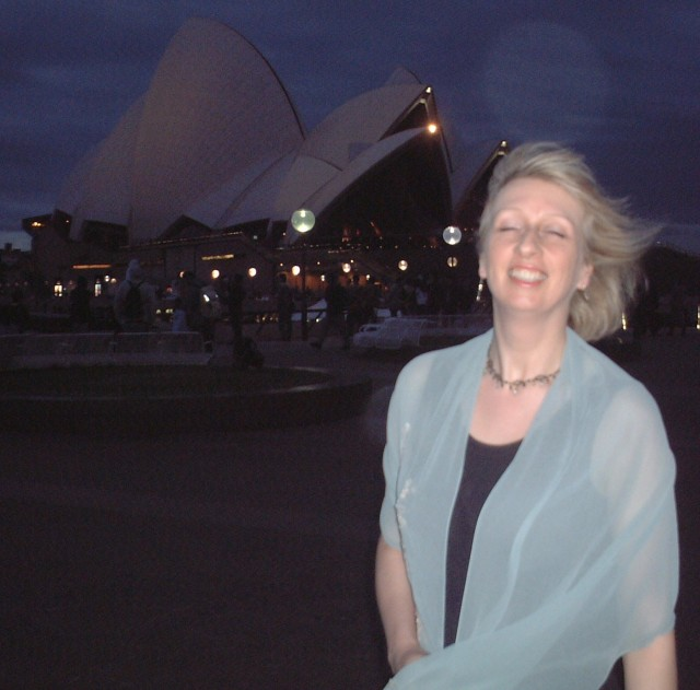 J at the Sydney Opera House 20 Aug 2005