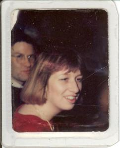 Juliet at Mediaeval Banquet c.1987