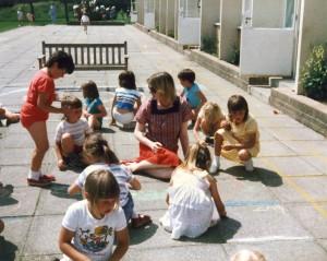 Chalk learning