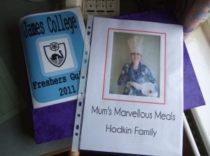 Mum's Marvellous Meals