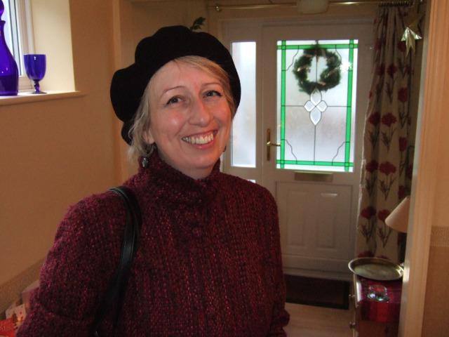 J off to the Xmas sales, 27 Dec 2009
